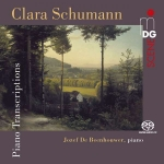 Clara Schumann: Piano Transcriptions